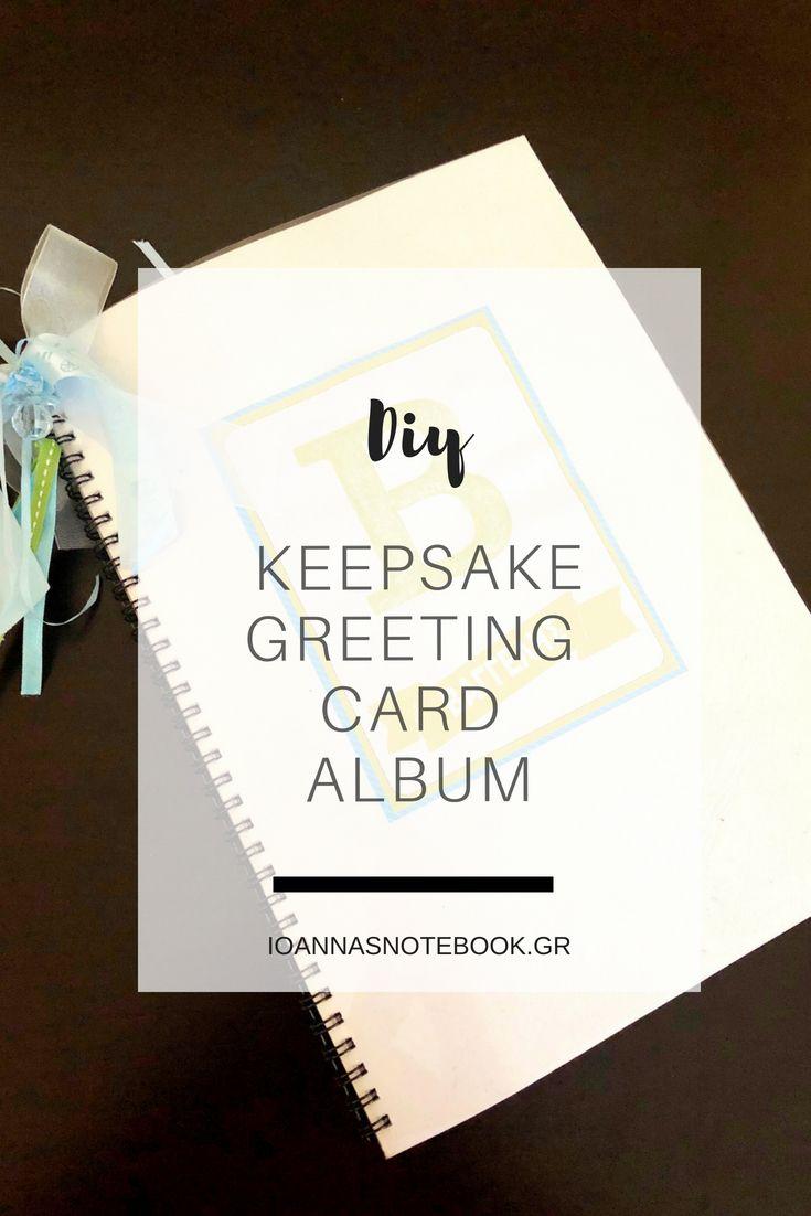 Ioannas notebook diy diy keepsake ioannas notebook diy diy keepsake greeting card album m4hsunfo