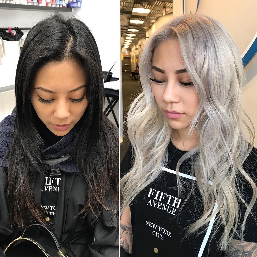5 Top Tips For Maintaining Blonde Hair: The 5 Things Clients Should Know Before Going Silver Or