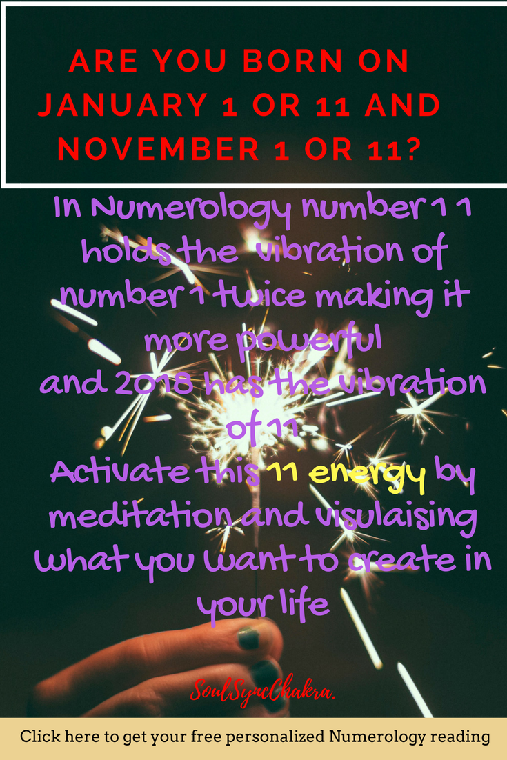 numerology by full date of birth 11 january