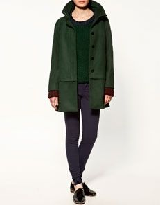 4d096cf8a0 Coats - Woman - New collection - ZARA Costa Rica - StyleSays ...