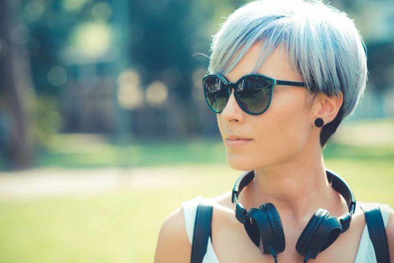 Tanti nuovi tagli di capelli corti e colorati! | Capelli ...