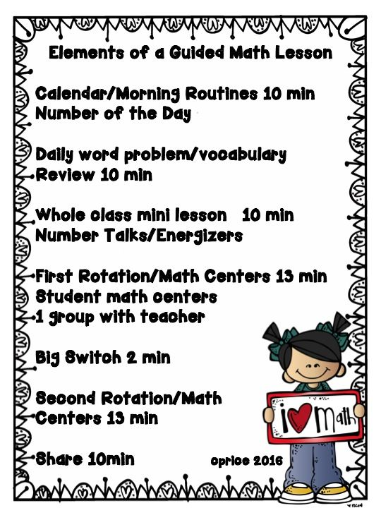 Pin by Cindy Price on Guided Math in Action Book Study