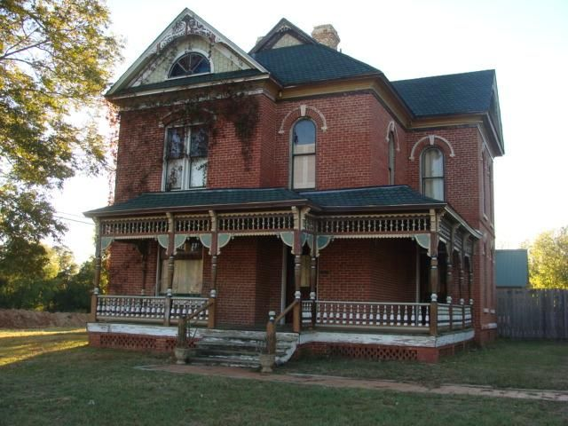 1892 Queen Anne Jacksonville Texas There S One Next Door Just