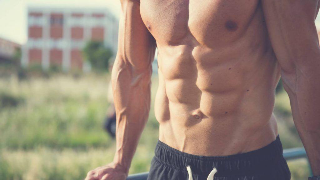 كم تحتاج عضلات البطن للظهور للرجال والنساء Abs Workout Ab Workout With Weights Workout Videos For Women