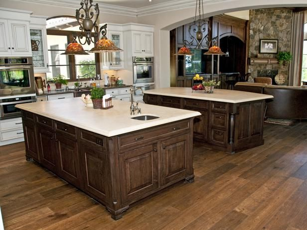 Elegant Hardwood: Naturally Noteworthy   Beautiful Kitchen Flooring Ideas On HGTV