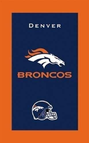 NFL Denver Broncos Towel