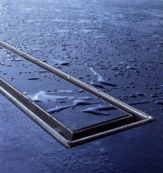 Tecedrainline Shower Channels Plate By Tece Floor Drains Drains Shower Drain