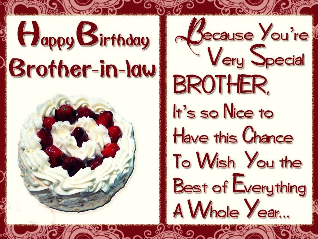 Happy Birthday Brother Wallpaper Download (With images