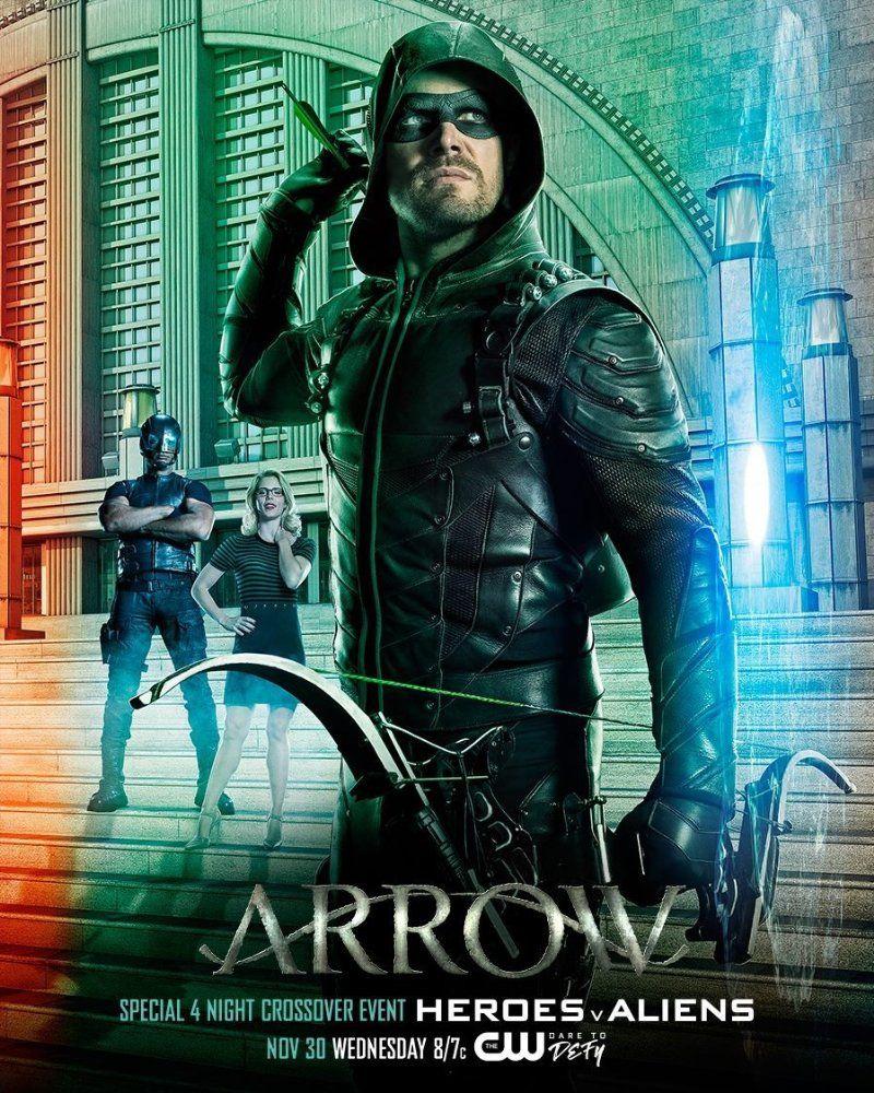 Latest Posters Arrow Tv Arqueiro Verde E Arqueiro Verde Serie