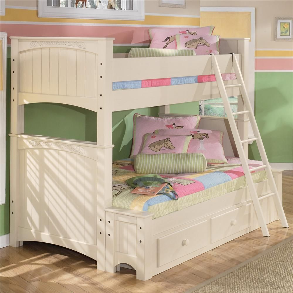 Best Cottage Retreat Bunk Bed By Signature Design By Ashley 400 x 300