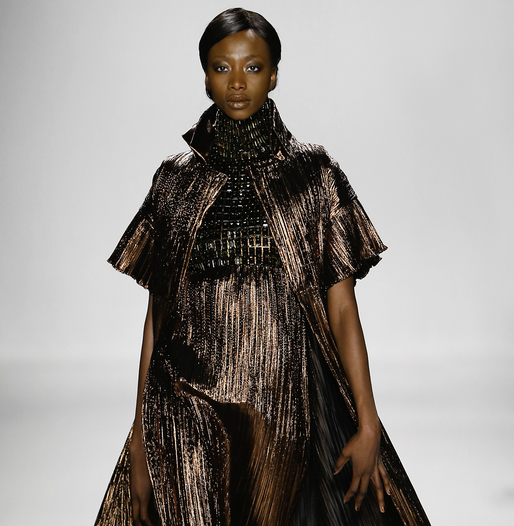 Zang Toi Talks About His Fall Collection