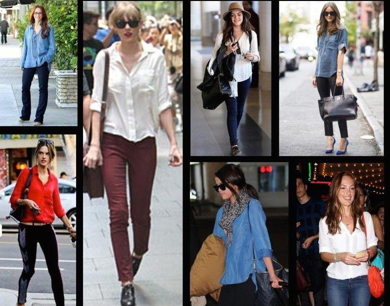Bella Dahl casual blouses.