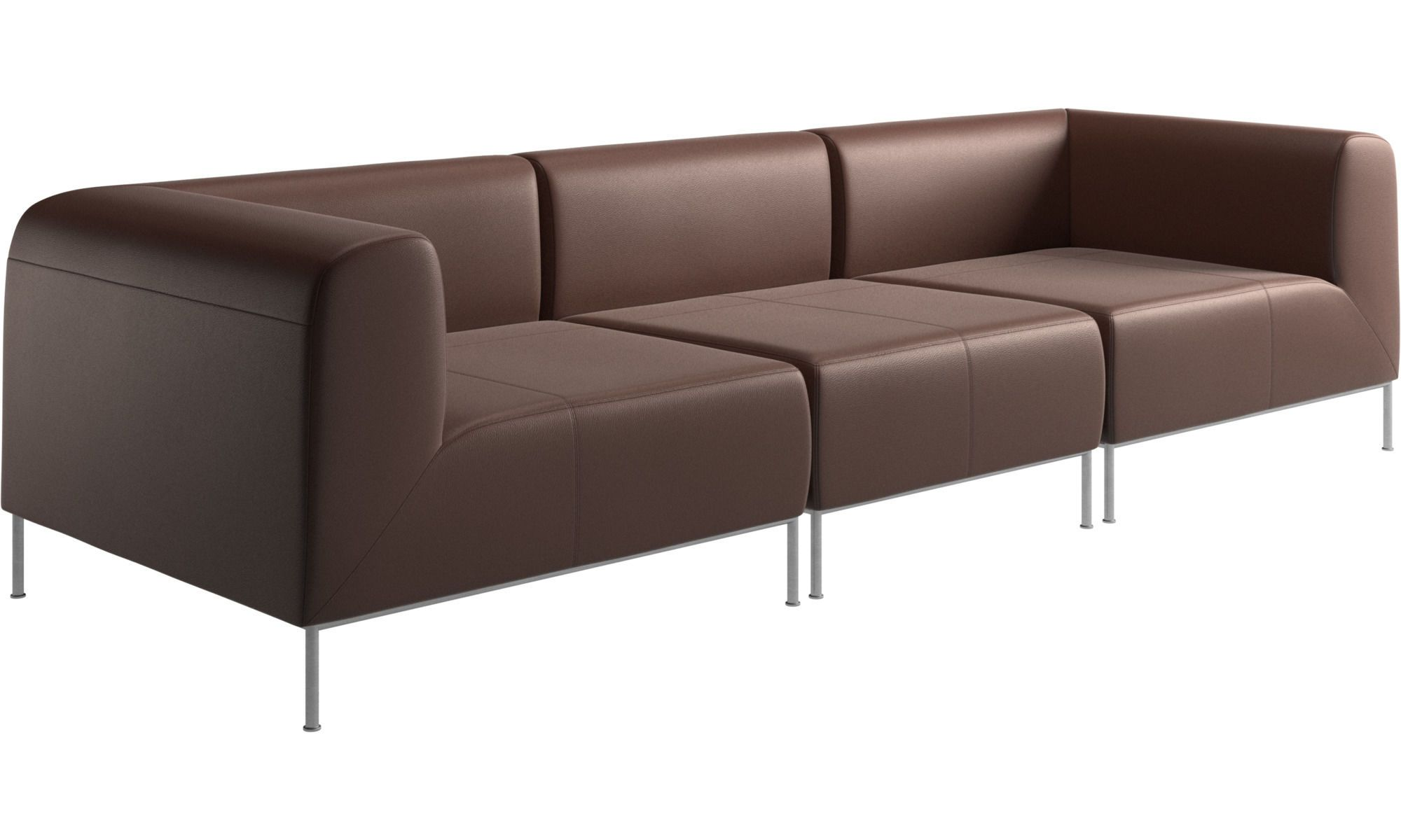 Miraculous Modular Sofas Miami Sofa Brown Leather Sofa In 2019 Download Free Architecture Designs Scobabritishbridgeorg
