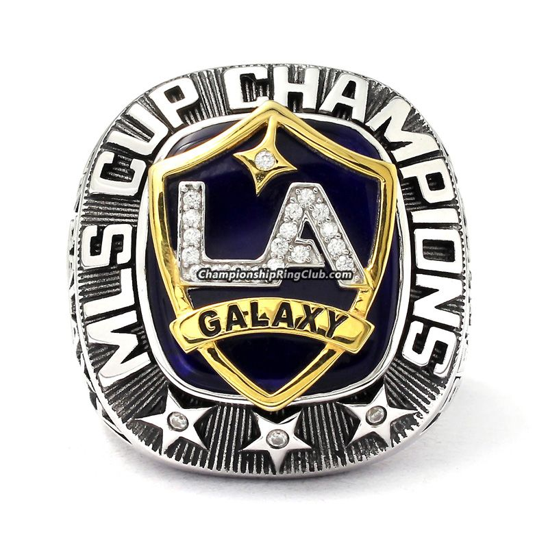 Los Angeles Galaxy Mls Championship Ring Championshipringclub Com Best Gift For A True Los Angeles Galaxy Fan Championship Rings Mls Cup Galaxy