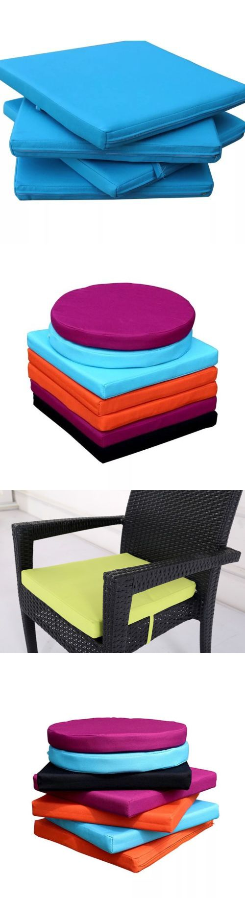 Excellent Patio Furniture Cushions And Pads 79683 Waterproof Chair Cjindustries Chair Design For Home Cjindustriesco