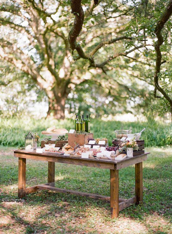 Under the Tuscan Sun Wedding Inspiration | The Perfect Palette