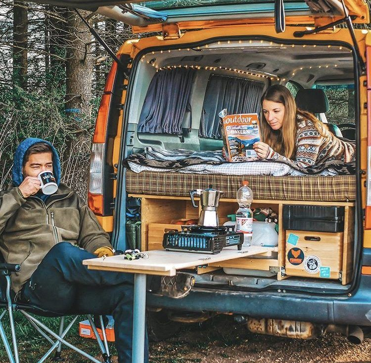 30 Best Custom Vans Ideas and Conversions in 2021