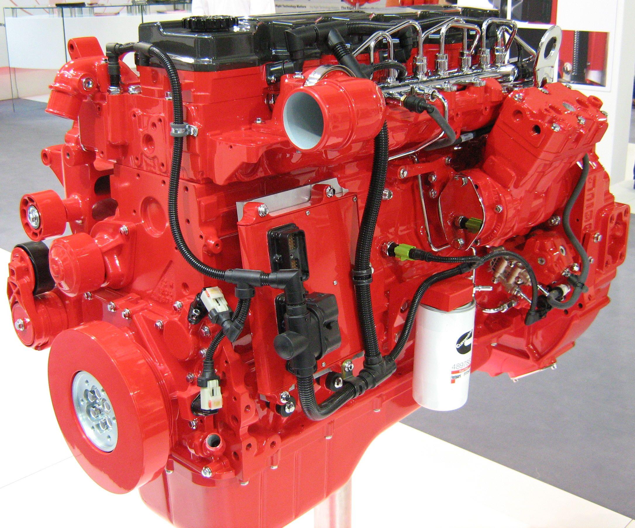 Cummins B Series Engine Cummins Engine Diesel Engine Cummins