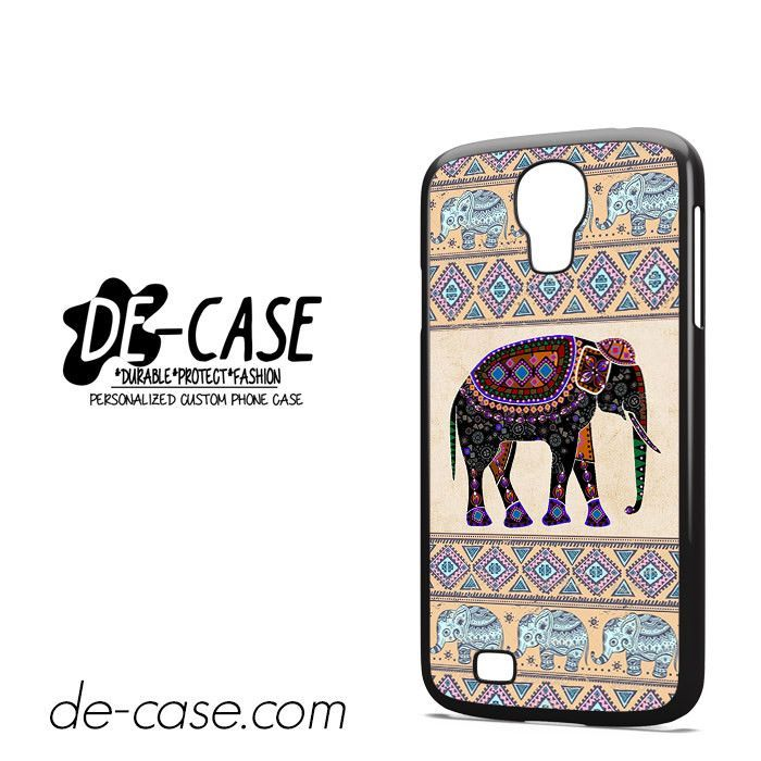 Elephant Aztec Artefact DEAL-3867 Samsung Phonecase Cover For Samsung Galaxy S4 / S4 Mini