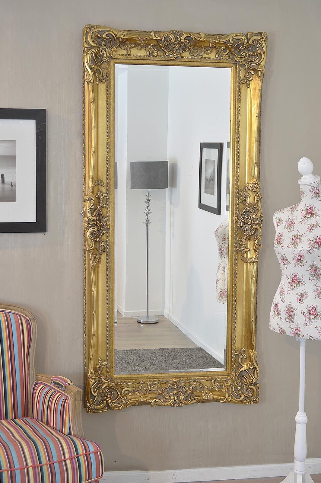 15 Fotos Shabby Chic Gold Spiegel Spiegel Studio Mirror