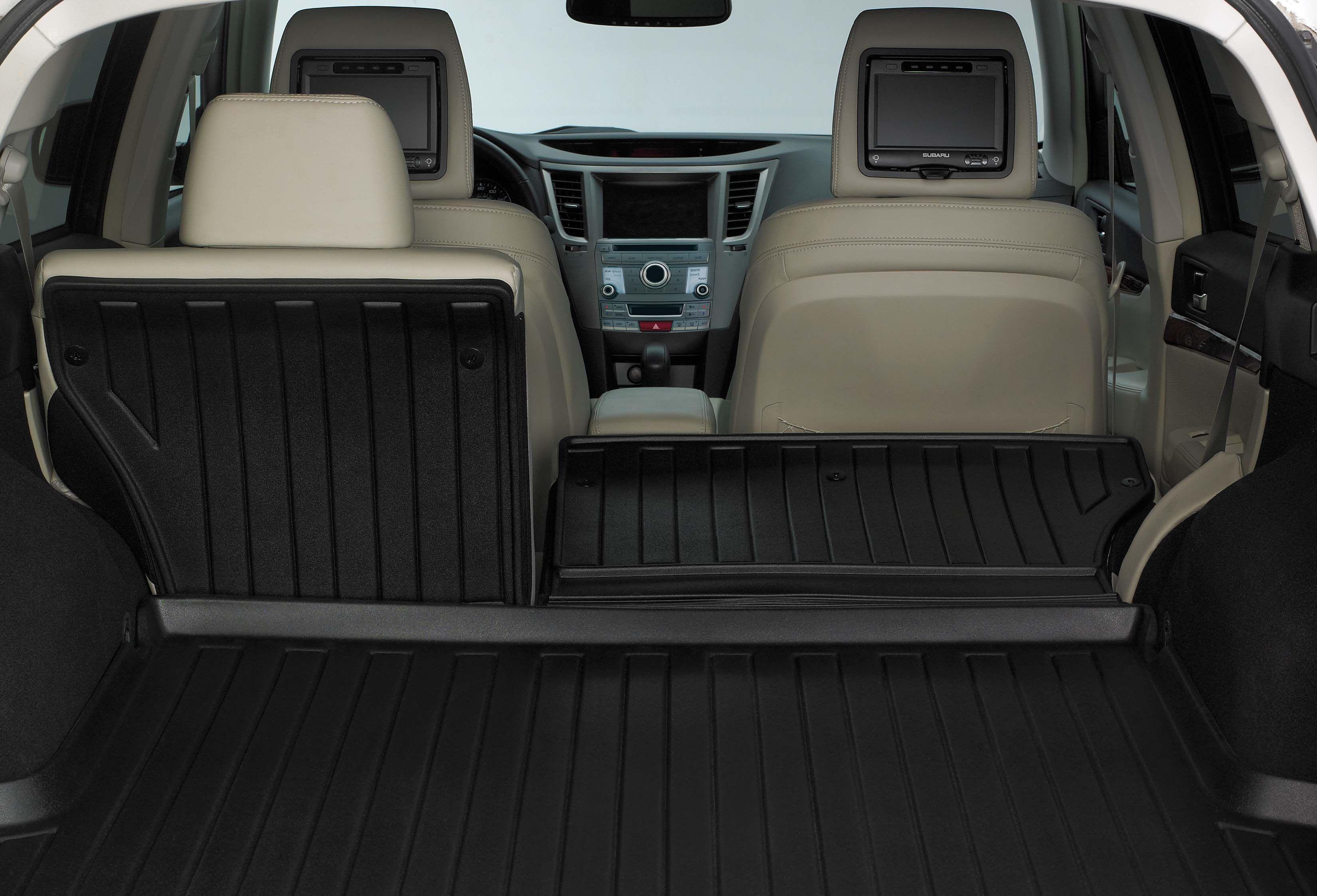 2017 Subaru Outback J501saj600 Rear Seat Back Protector
