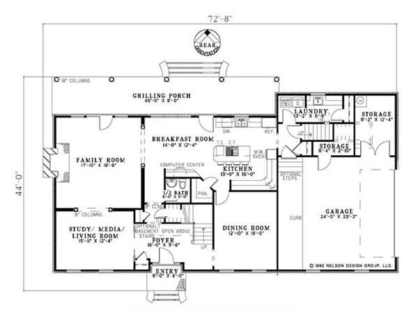 153 1841 1st Floor Nice Layout Good Sized Rooms I Would Close Off The Living Room From Family Like Back Storage Areas And Laundry