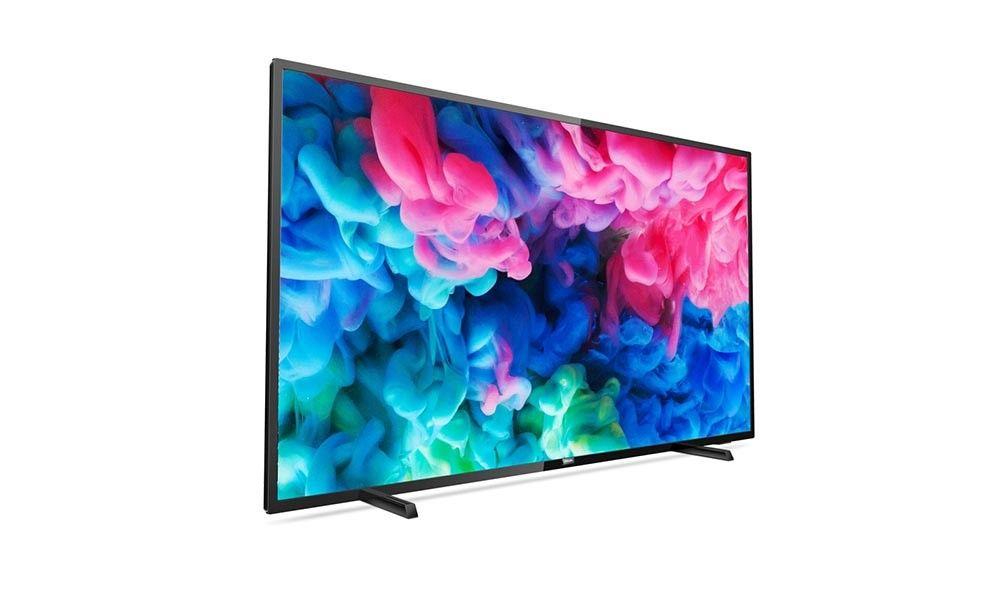 Philips Tv Led Ultraplano 55pus6503 55 139cm 4k Uhd 3840 X 2160
