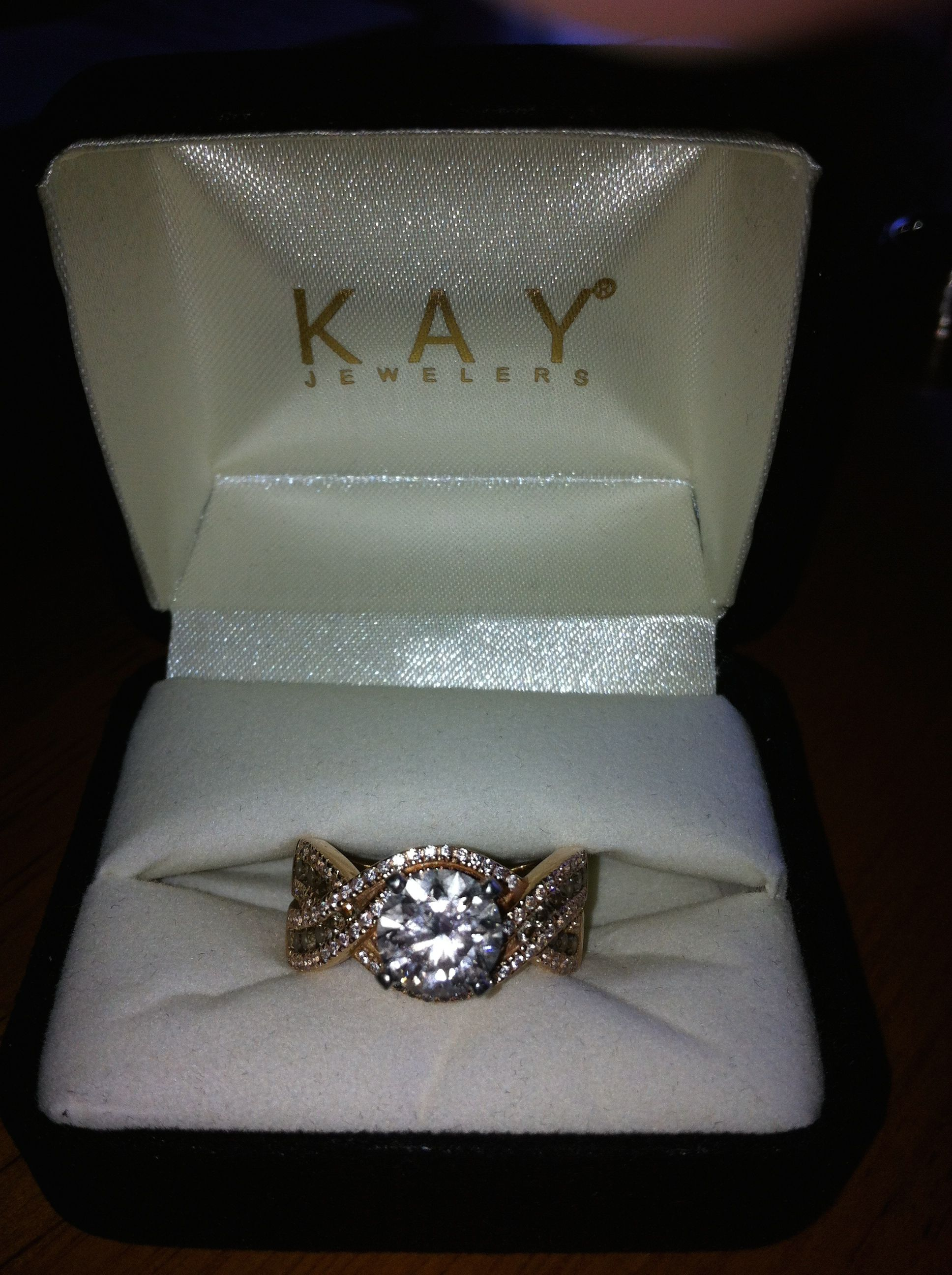 ADRIAN'S ENGAGEMENT RING