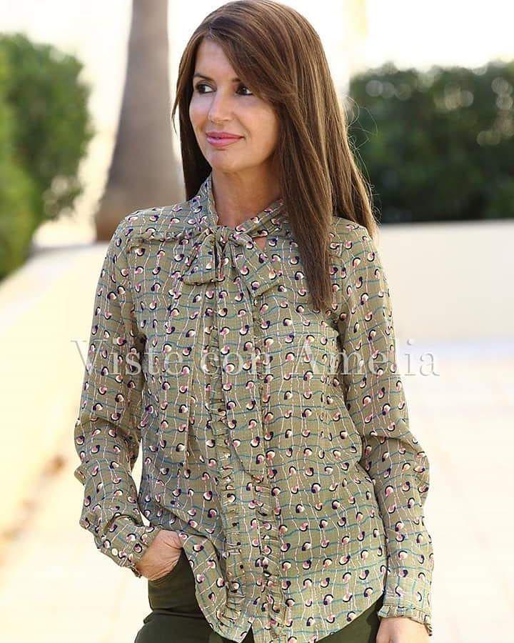 Blusa 02290 Clssica Moda Evanglica Blusa feminina t c2679689c1372