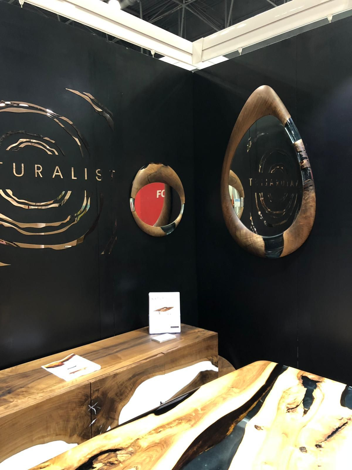 Naturalist at Boutique Design New York Hospitality Trade
