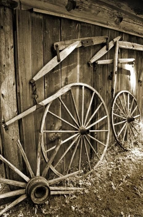 Wagon Wheels 2 Photograph  - Wagon Wheels 2 Fine Art Print