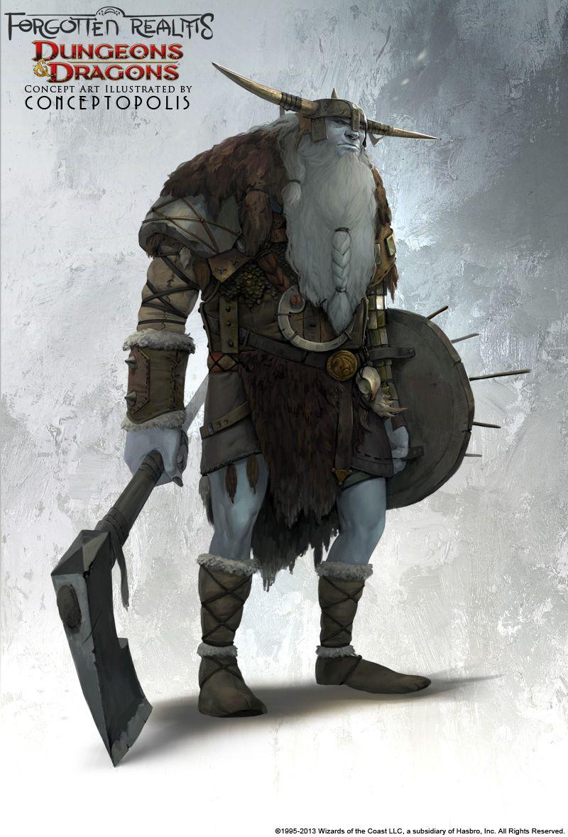 Frost Giant by Conceptopolis.deviantart.com on @deviantART ...