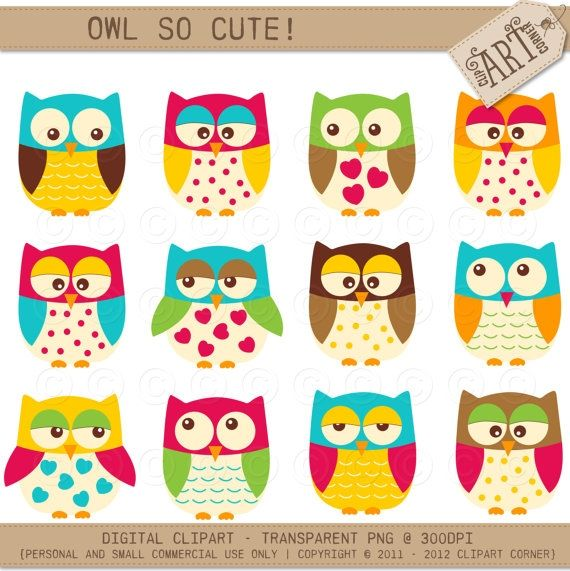 Owl So Cute Luvly Marketplace Premium Design Resources Owl