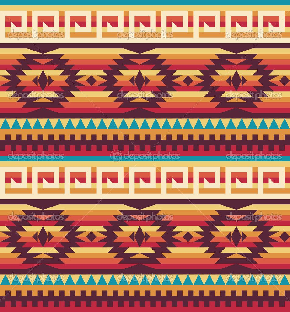Free southwest clip art designs native american pattern for Native design