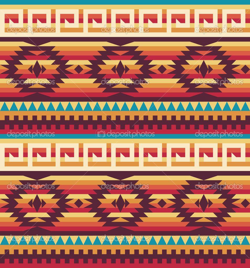 Free southwest clip art designs native american pattern for Native design