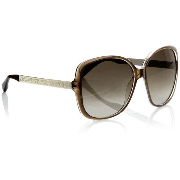 Marc by marc jacobs accessories LIGHT BROWN ($68) via Polyvore