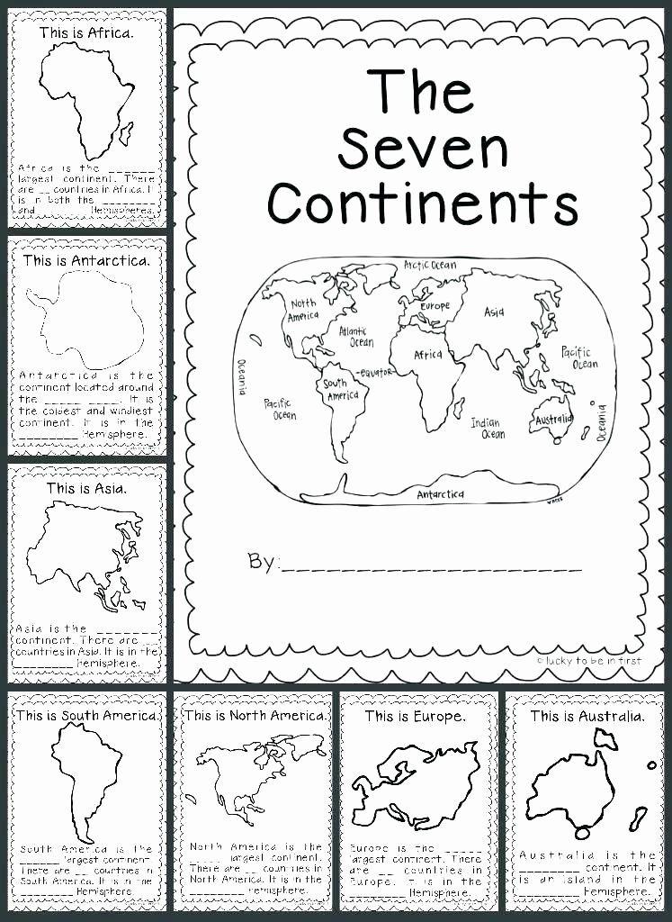 Continents And Oceans Worksheet Printable Geography Blog Worksheets Continents And Homeschool Social Studies 3rd Grade Social Studies 4th Grade Social Studies