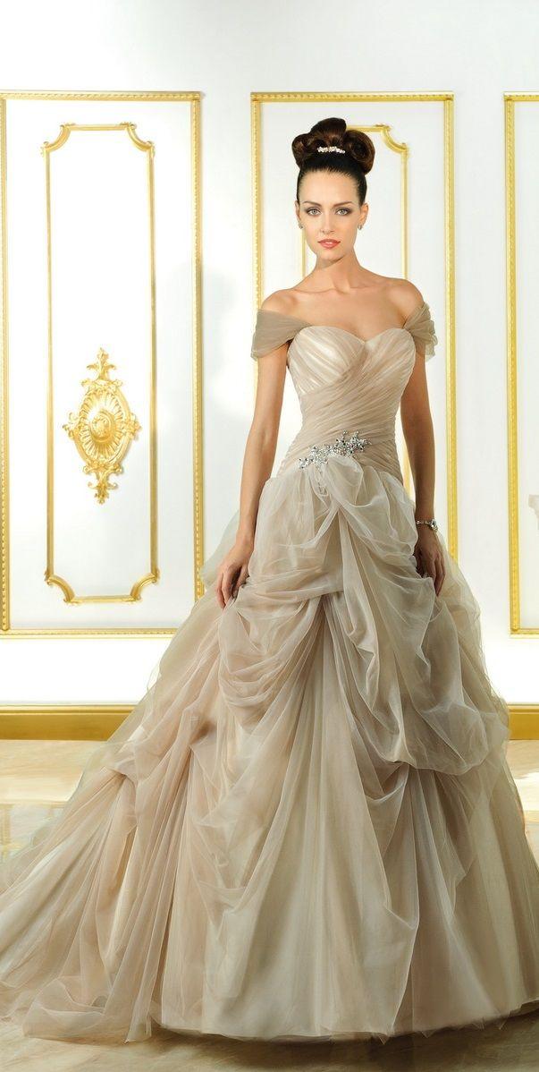 princess wedding dress, Cosmobella | Wedding Dresses - Dress-up ...