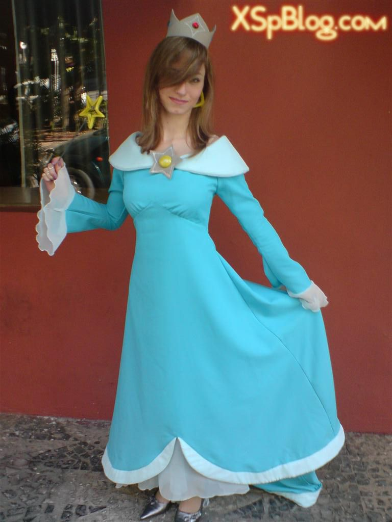 Rosalina Costume