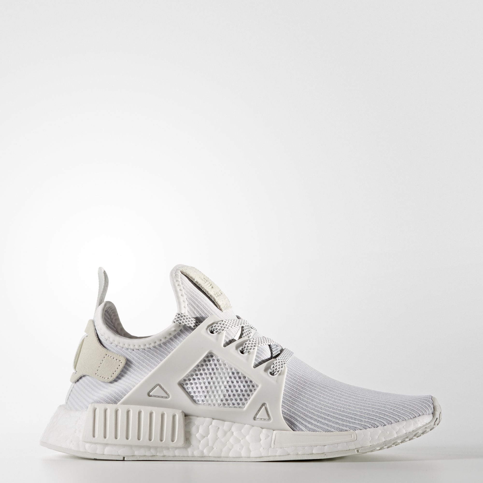 official photos c08dd be37d A high-tech sneaker with two-tone mélange detailing. Womens White Adidas,