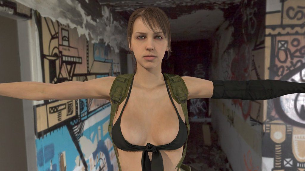 Quiet Cosplay - MGS by LadyDaniela89 on DeviantArt