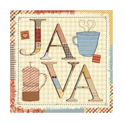 Pela Java Gallery Wrap Canvas Tangletown Fine Art Great Big Canvas
