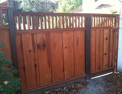 Redwood Fencing A And J