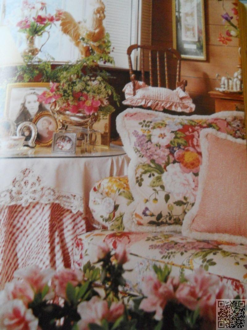 33 Style Cottage Anglais Romantique Chintz Un Modele Parfait Vous Decidez Lifes Decor De Style Chalet Decoration Chalet Cottage Shabby Chic