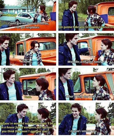 Love this scene in Twilight