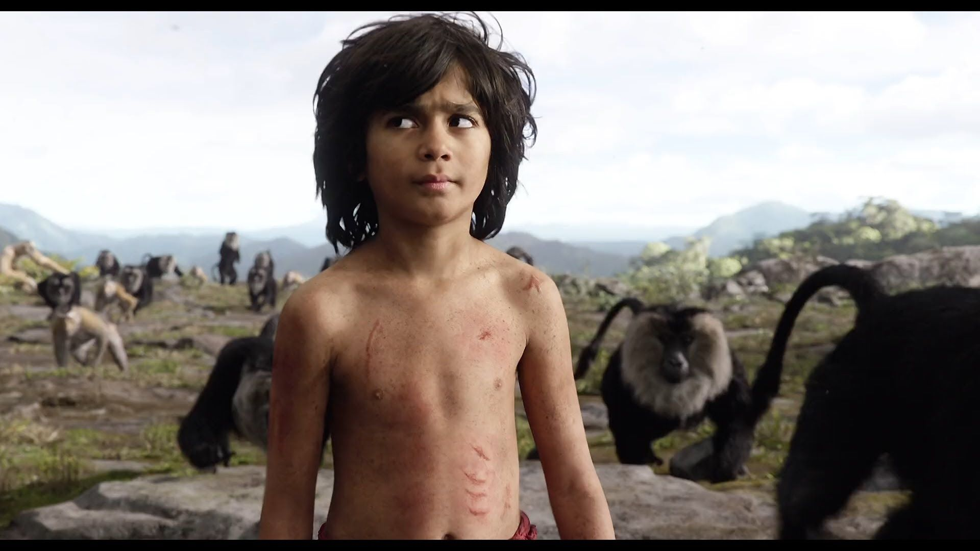 The Jungle Book: Mowgli Vs Shere Khan | Fight Scenes HD | My heroes ...