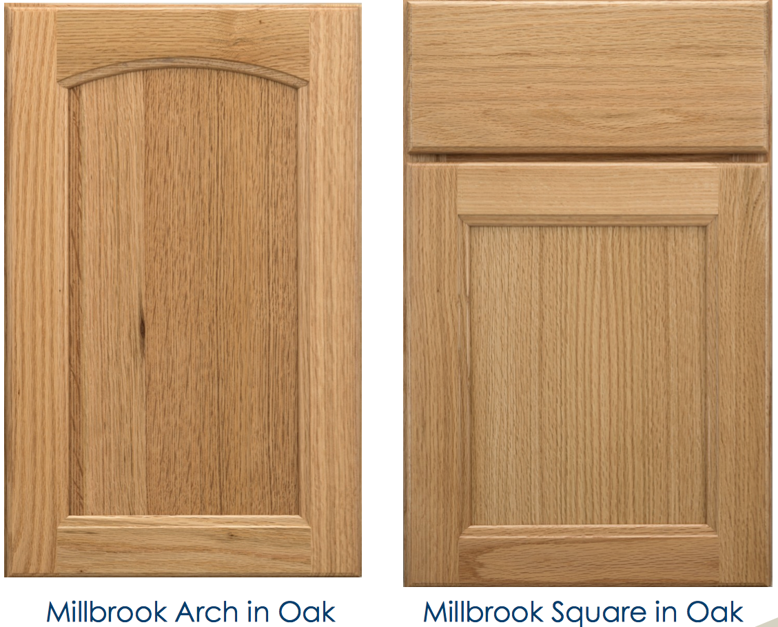 Wellborn Cabinet Inc Has Expanded The Wood Species Availability - Millbrook kitchen cabinets