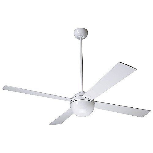 Ball Ceiling Fan with Optional Light by Modern Fan Company at Lumens.com
