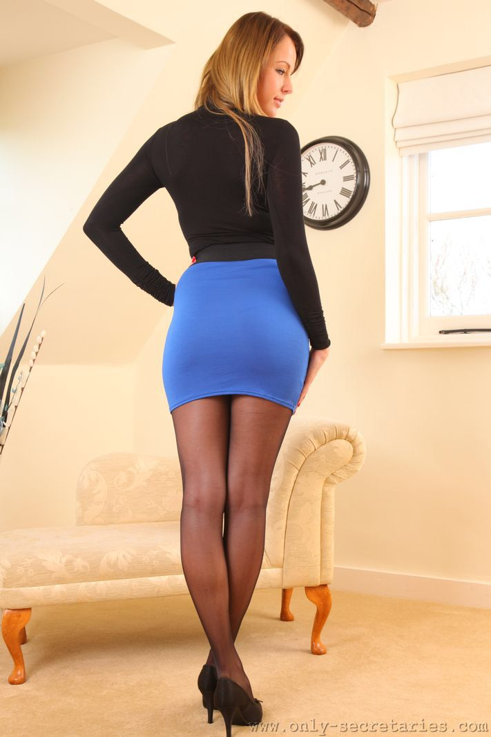 High Heels Tight Mini Dress