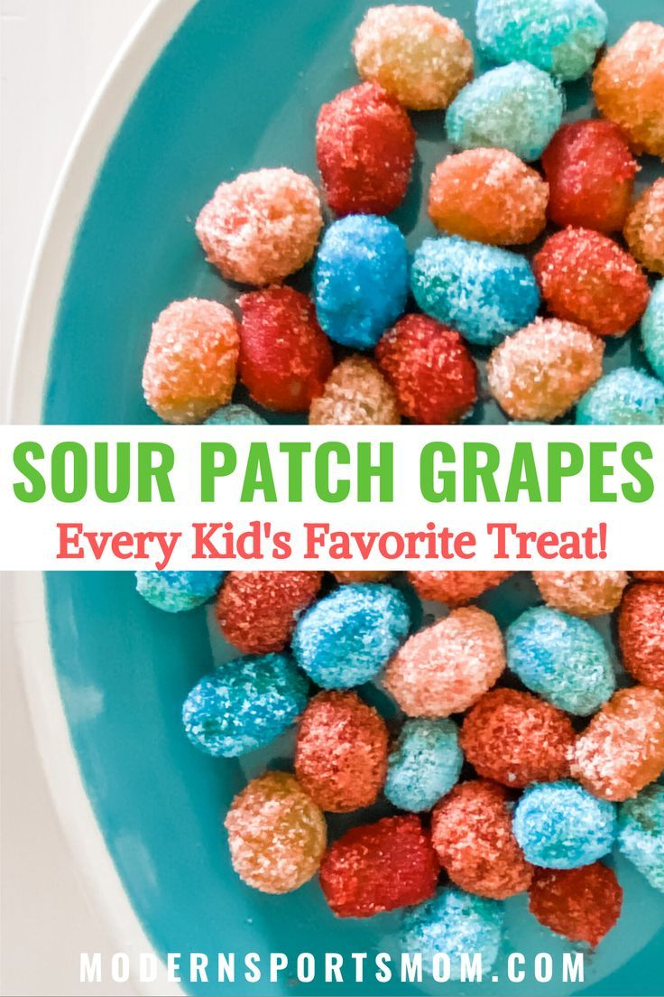 Kids enjoy hard candy like Jolly Rancher so these candy